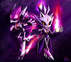 -STH Purple Flames-