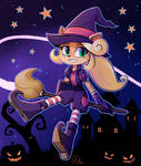 -CB Little Witch-