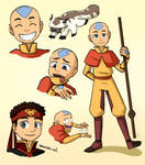 -ATLA The Avatar sketches-