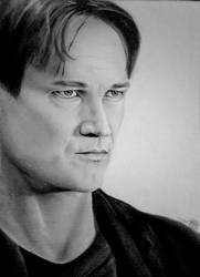 Stephen Moyer as Bill Compton by maenzchen