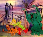 Scooby Doo by maenzchen