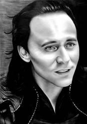 LOKI -Tom Hiddleston by maenzchen