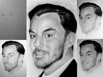 Making of Shannon Leto by maenzchen