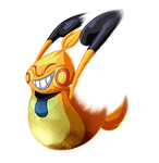 Makuhita Used Heavy Slam by brzozod526