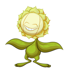 Shiny Sunflora by brzozod526
