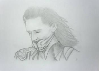 Loki by Lalliebear