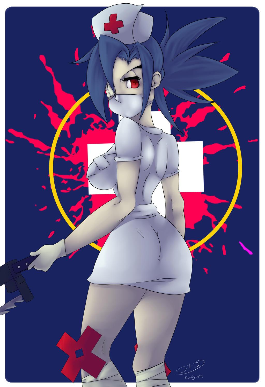 Skullgirls:: Valentine By Kurajara1333 Skullgirls:: Valentine By  Kurajara1333