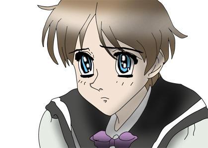 Hitomi Kanzaki 2 by LordWheatley