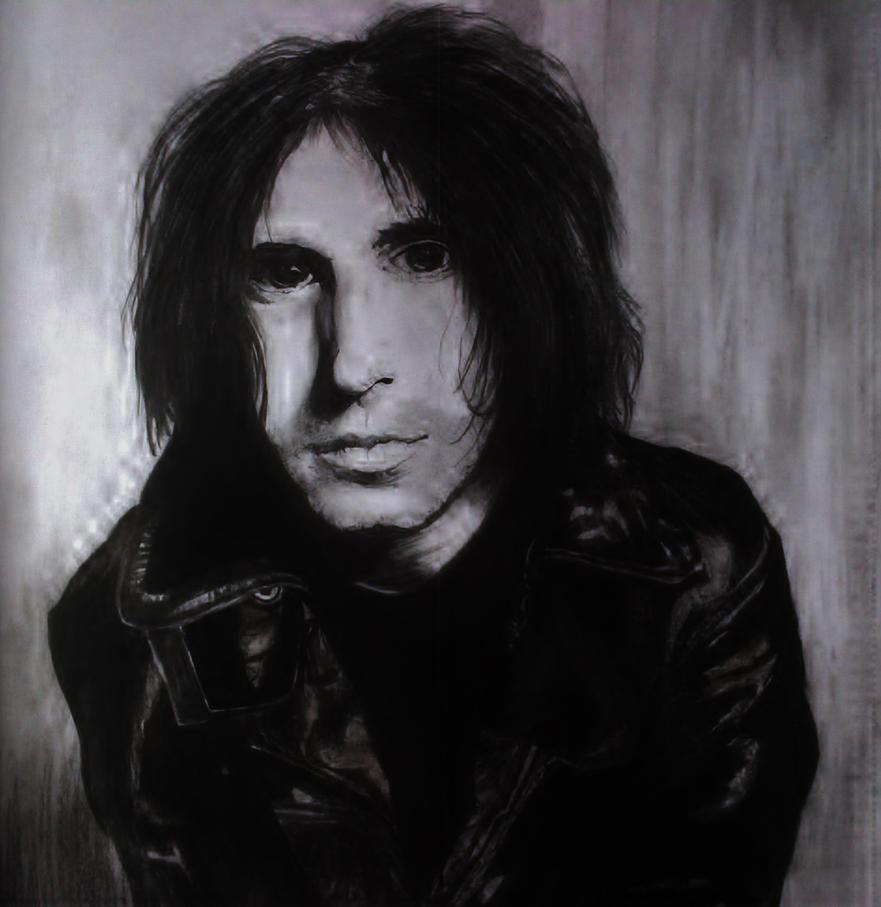 Trent Reznor - Nine Inch Nails by green0 on DeviantArt