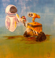 Wall-e by dragonish