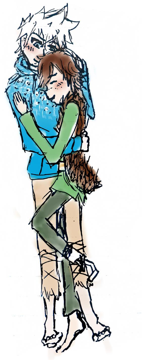 Cuddling Hijack by FormyHijackArt