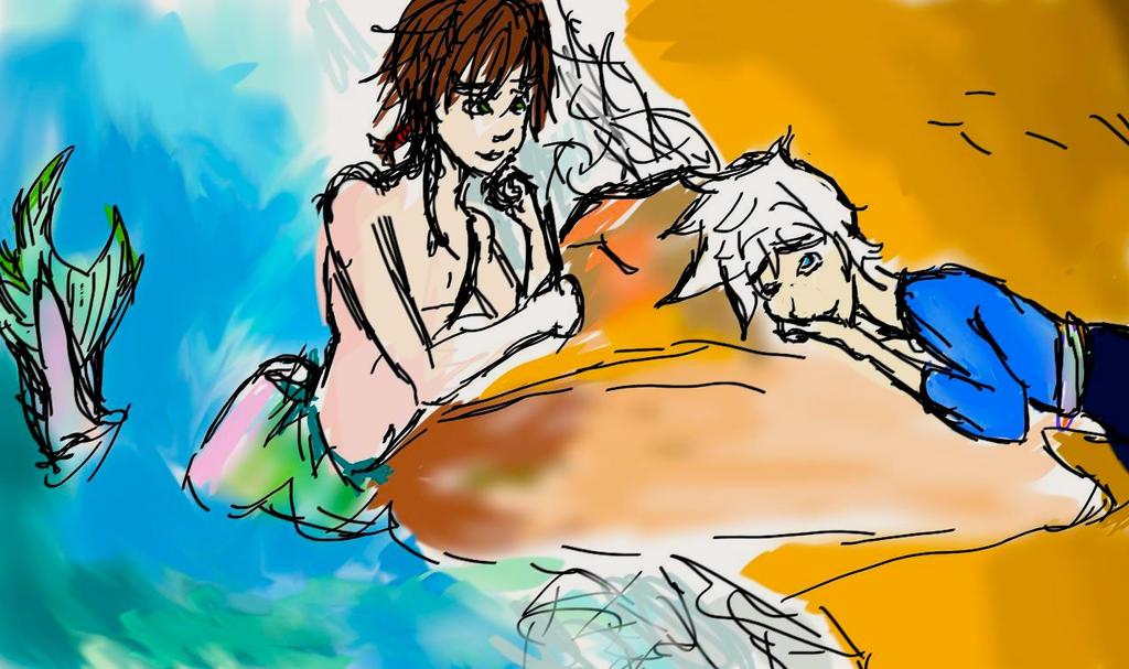 Mermaid::Hijack Cuties by FormyHijackArt