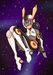 Rabbit Racer by eipugsley