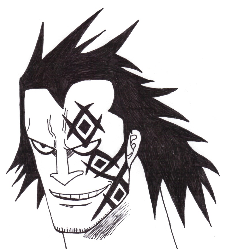 Monkey D Dragon One Piece By Brufica On Deviantart