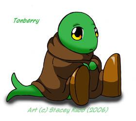The Unhappy Tonberry by Jigokuko