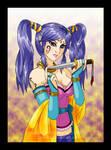 Priestess or Assassin?