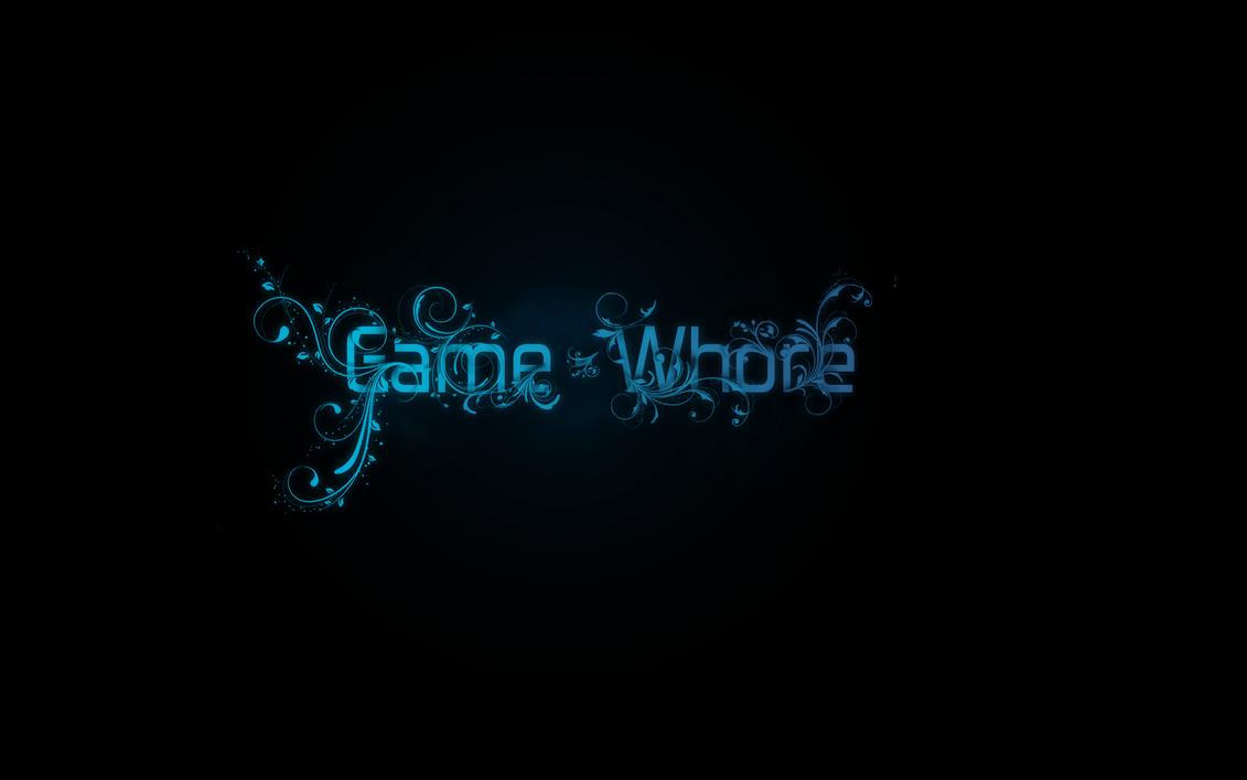 GameWhore Wallpaper by Stoneface-GFX