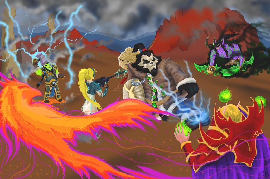 HeroesOfTheStormFinal by BobyBrad
