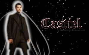 Castiel by debzb17