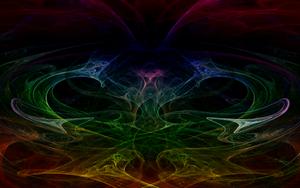 Rainbow Fractal by debzb17