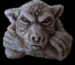 Gargoyle Mask by debzb17