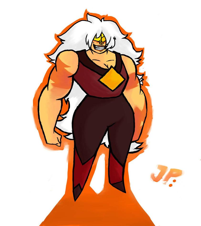 Jasper- Steven Universe by Fenrir281