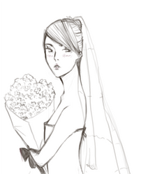 my cousin is getting married by SimplyTurquoise