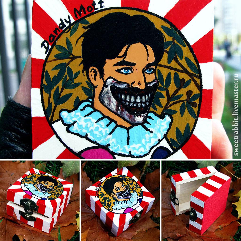 Dandy Mott Box by Sweetrabbit-Art