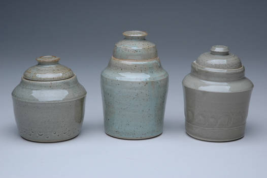 Crescent Jars