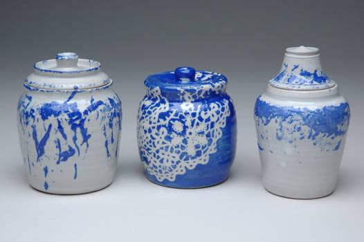 Fabric Jars