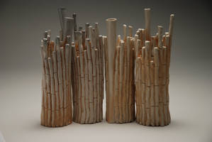 bamboo drinking cups by sonkette