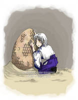 The Egg by Rikayu-chan