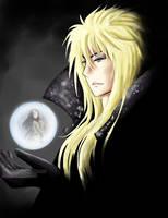 Labyrinth: Watching You by Rikayu-chan