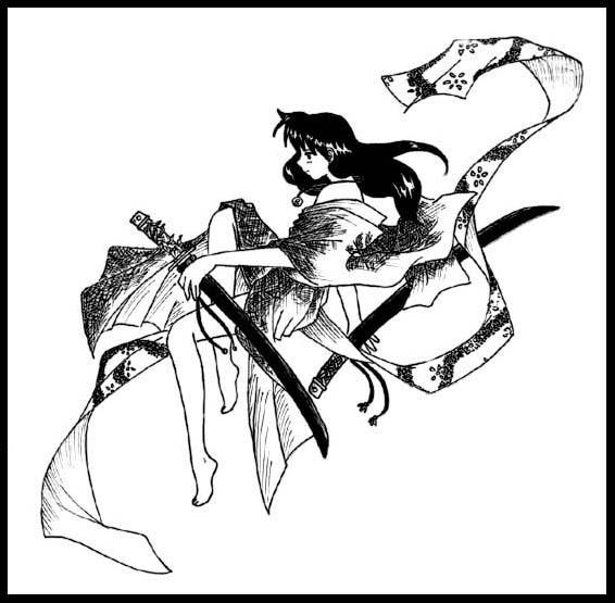 Twin Swords by Rikayu-chan