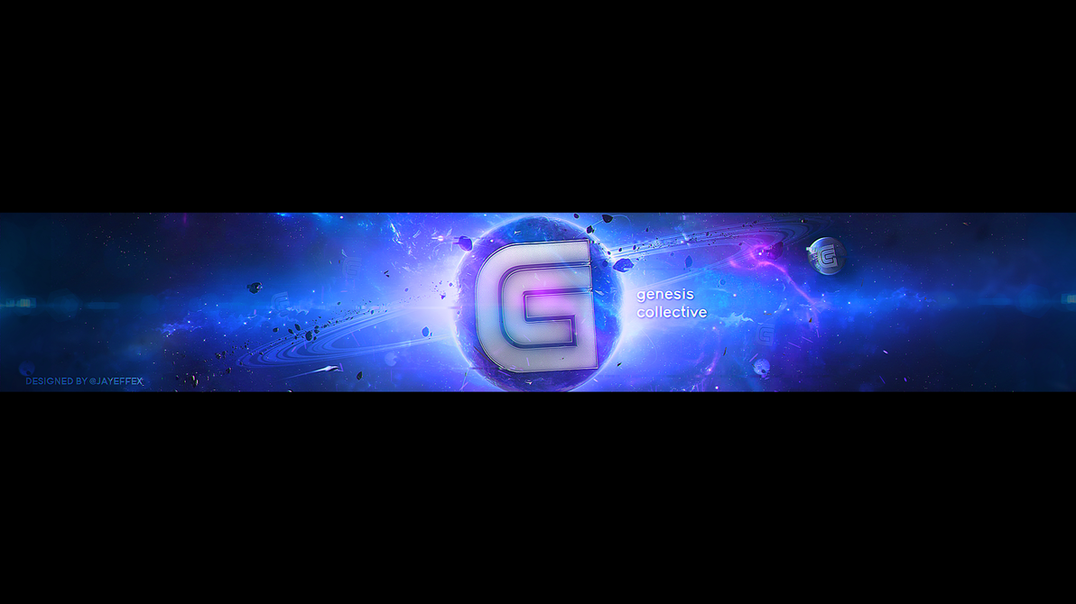 genesiscollective yt banner by jayeffex genesiscollective