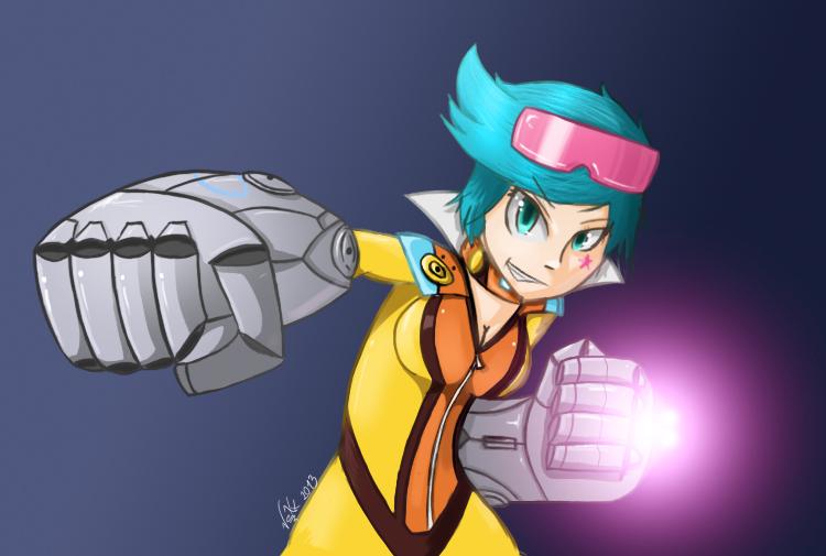 Neon Strike Vi by RisingVexx on DeviantArt