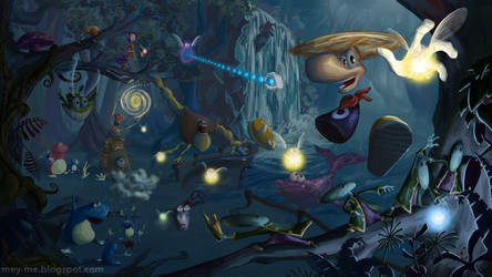 Rayman is Back