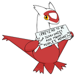 Pokemon Shaming - Latias