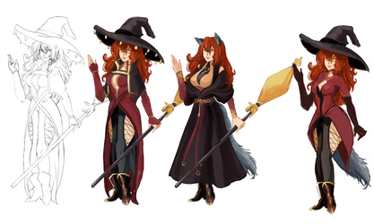 Some outfits by Chimeria