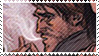 Bigby Wolf stamp -- FABLES by JadineR