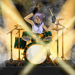 Let There Be Drums by JadineR