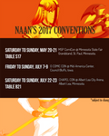 2017 Conventions