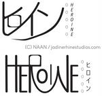 Fake Heroine magazine logo