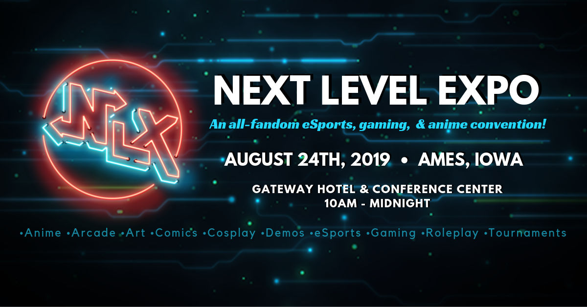 Next Level Expo by JadineR