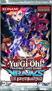 VRAINS Vs. The World - Booster Pack