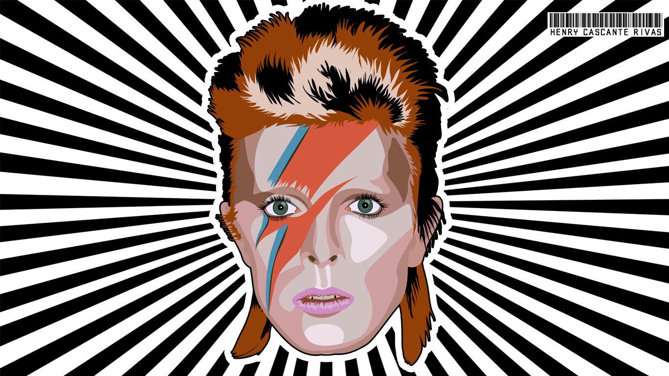 david bowie wallpaper by henrycoco95 on deviantart