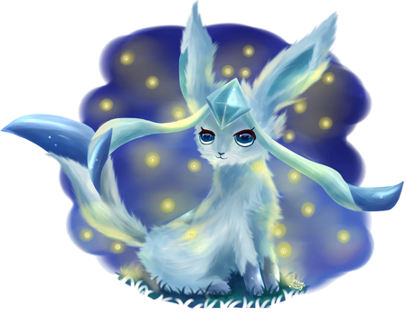 A Glaceon
