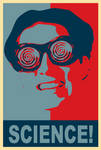 Dr. Insano Yes We Can Poster