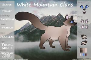 White Mountain Clans App| Silkfur by sofia68999