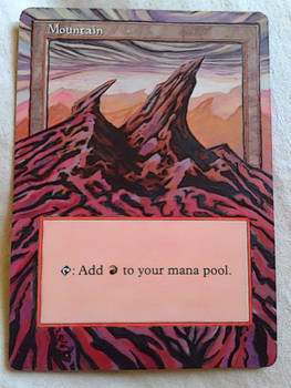 Altered Mountain